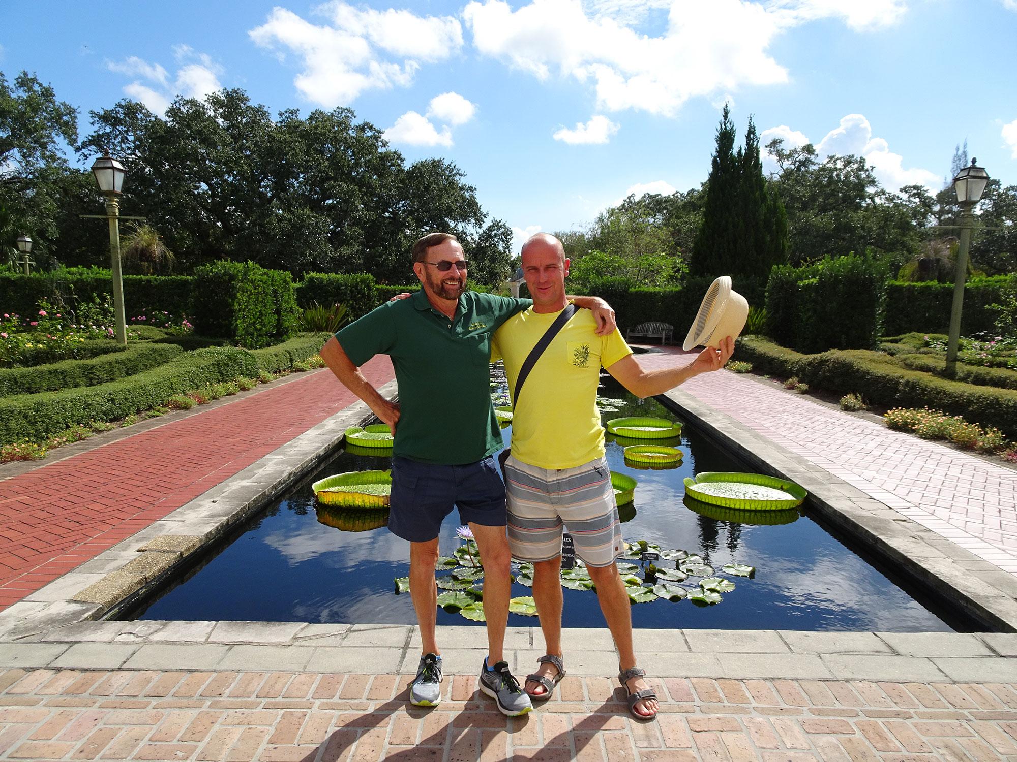 Rich Sacher American Aquatic Gardens